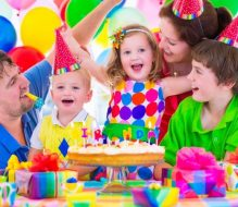 A Good Idea for Children's Parties