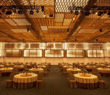 Mice Venues Enable the Conducting of Exhibitions and Trade Fairs