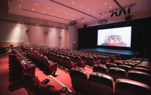 Best cinema experience Singapore