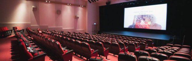 Best cinema experience Singapore