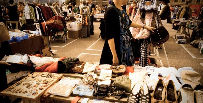 A Guide to Flea Market Shopping